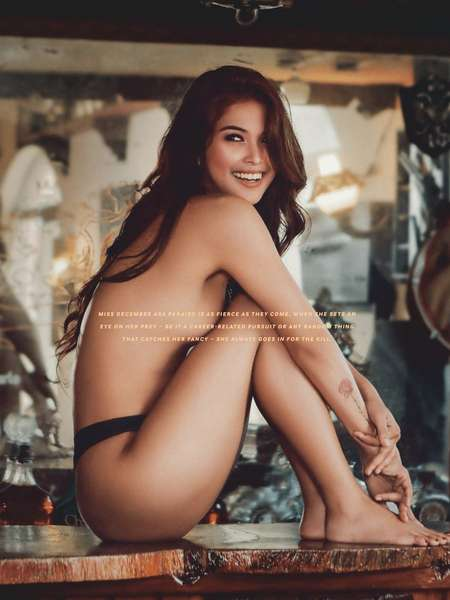 Ara Paraiso Nude Pictures Rare Pinay Model Scandal Full Set Leaked Playboy Sex