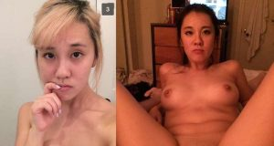 Peach Liu Nude Asian Leaked Iphone Snapchat Sex Videos Full Scandal Complete