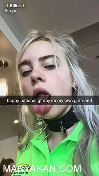 Billie Eilish Nude Pictures And Sex Videos Scandal Full Latest