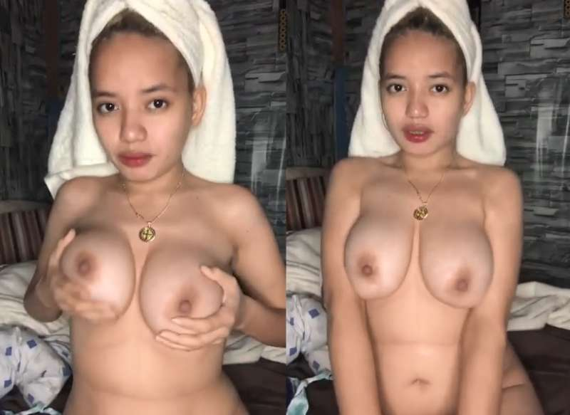New Pinay Big Boobs Nipple Licking Nude Scandal 2021